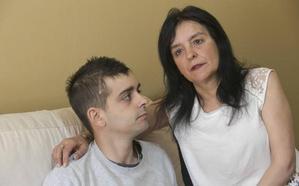 La madre de Germán, indignada: «La condena de mi hijo es para toda la vida»