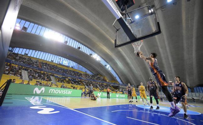 El Liberbank Oviedo plantea jugar en el Palacio de los Deportes hasta tener nuevo pabellón