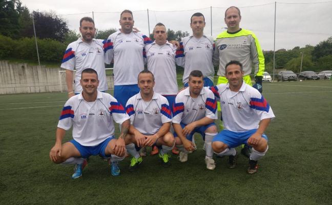 El Raíces disputó el nacional en Oviedo