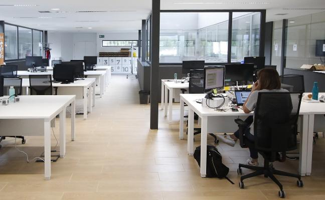 El Sporting culmina el traslado del Mareo Lab al Centro Tecnológico