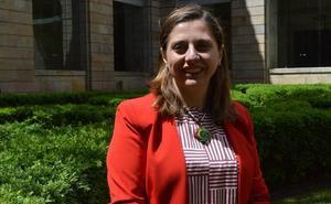 Beatriz Pérez dimite como presidenta de la DOP Vino de Cangas