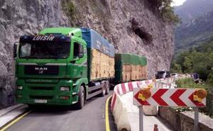 Abre al tráfico la conexión de León y Asturias por Sajambre tras cuatro meses de corte