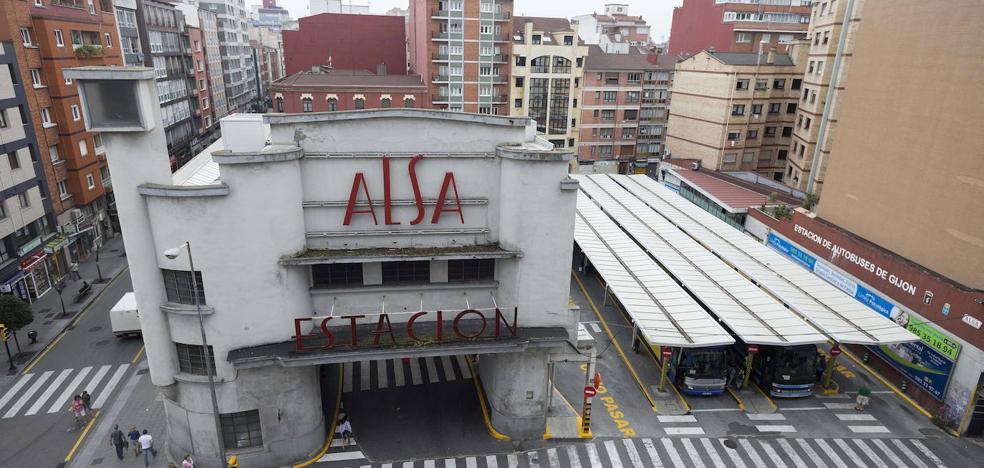 El equipo de gobierno de Gijón asegura que el carácter intermodal de la estación de autobuses es «irrenunciable»