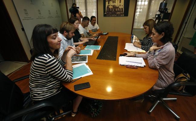 Podemos critica el «nulo compromiso» del PSOE y retrasa la investidura de Barbón