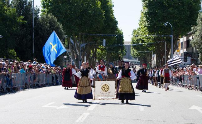 Trebeyu hará gala de su folclore en Polonia