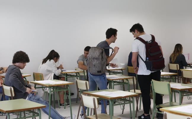 El 66,5% de los alumnos superan la EBAU de julio