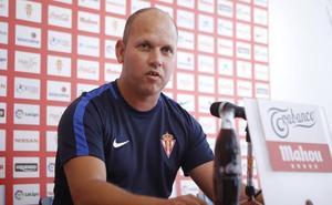 Sporting   José Alberto: «Tenía ganas de construir un nuevo equipo»