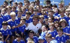 Marco Sangalli ya está en el Real Oviedo