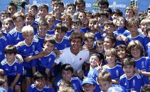 Real Oviedo | Sangalli: «La presión se puede traducir en algo muy importante»