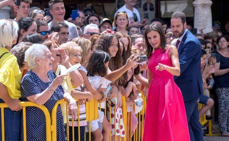 La reina Letizia, en los Premios que llevan su nombre