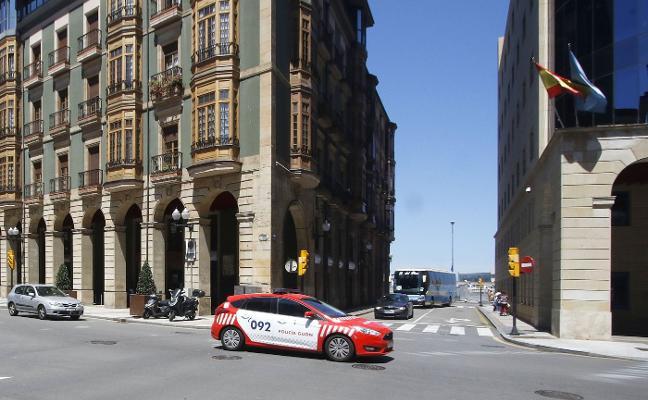 Un menor apuñala a otro joven en Gijón durante una discusión por drogas