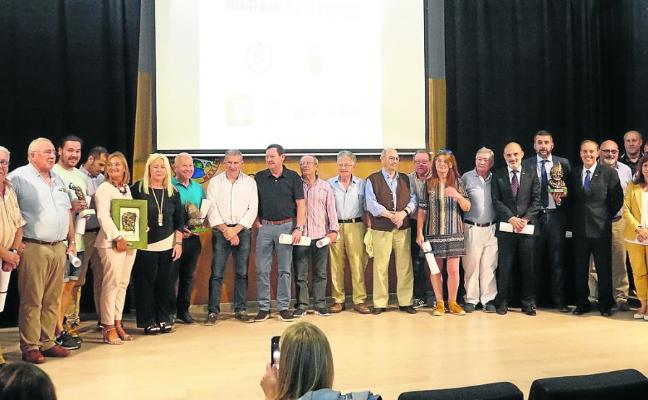 Premios de la Asociación Amigos de Dionisio de la Huerta