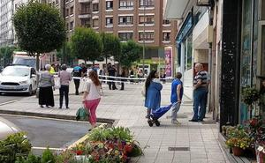 Fallece un joven tras precipitarse desde un octavo piso en Avilés