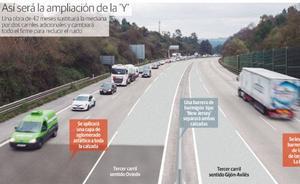 Fomento planea reducir a 100 kilómetros la velocidad en toda la 'Y' tras su ampliación