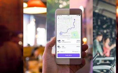 Ya se puede contratar un taxi a través de Cabify en Madrid y Valencia