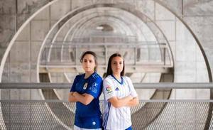 El Real Oviedo femenino estrena equipaciones