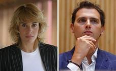 El duro rifirrafe entre Anabel Alonso y Ciudadanos en Twitter por un comentario de la actriz sobre la gastroenteritis de Albert Rivera