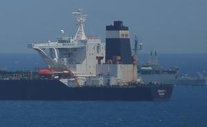 La Policía de Gibraltar arresta al capitán y un oficial del petrolero iraní