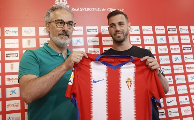 Sporting | «Estoy en el mejor club para hacer cosas grandes»