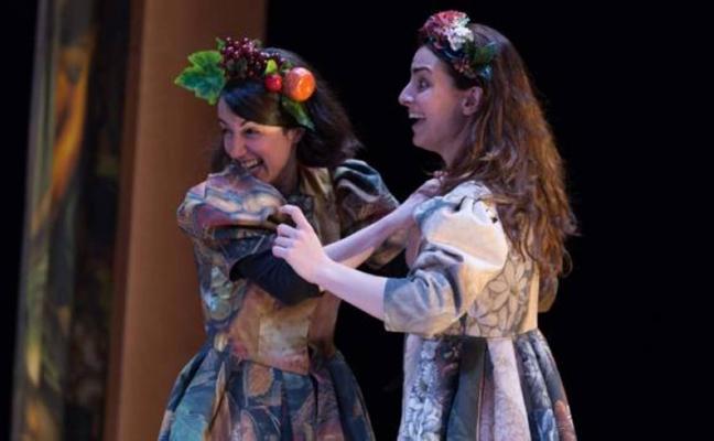 La Compañía Nacional de Teatro Clásico llega al Jovellanos