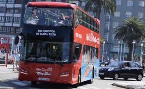 Así es el bus turístico de Gijón