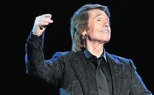 Cancelado el concierto de Raphael del día 18 en Gijón