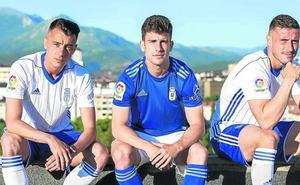 El Real Oviedo se viste con sus orígenes