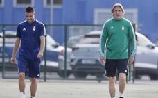 Entrenamiento del Real Oviedo (12-07)
