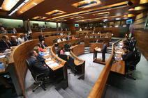 Segunda sesión del debate de investidura del presidente del Principado