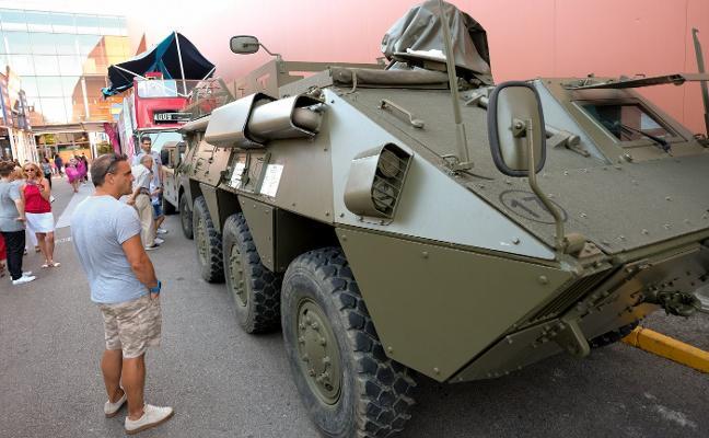 El Gobierno autoriza la fabricación de los 384 blindados 8x8 por 2.083 millones