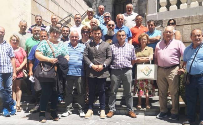 Cudillero pone en marcha la Red Rural con los alcaldes pedáneos