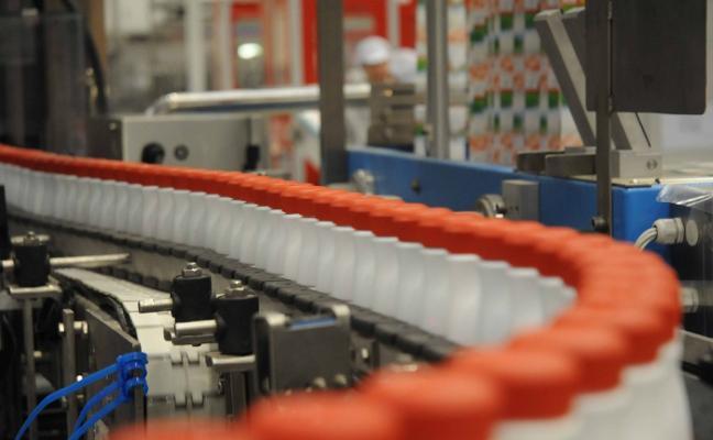 Competencia sanciona a la industria láctea con 80,6 millones por pactos contra los ganaderos