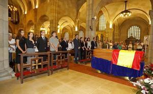 «Querido Gijón del Alma»: la emotiva carta de la familia de Arturo Fernández