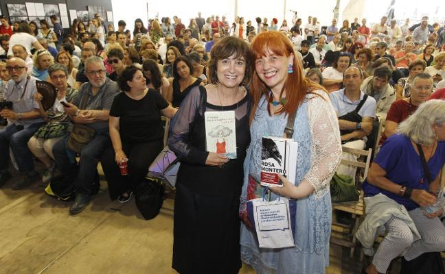 Rosa Montero: «El mundo de esta novela es menos nefasto que la realidad»