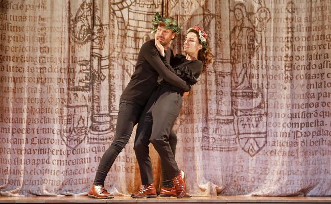 'Comedia Aquilana' en el Jovellanos