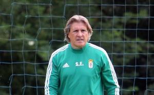 Real Oviedo | Sergio Egea: «Nos falta un poco el último definidor, el hombre gol»