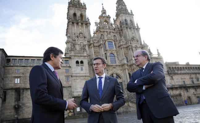 Fernández recibirá la Medalla de Galicia «por su defensa de los intereses del noroeste»