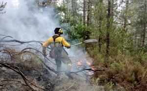 17 concejos de Asturias, en riesgo alto de incendios