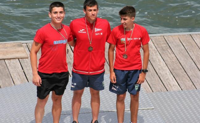 Siete medallas para los clubes de la comarca en el regional de maratón