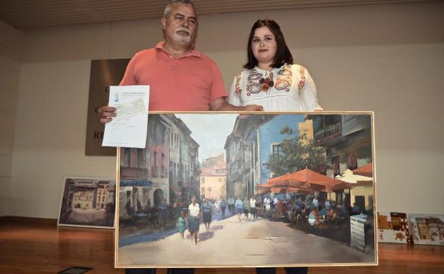 Diego Fernández firma el mejor cuadro riosellano