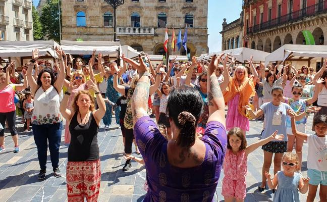Bollywood toma la plaza Mayor