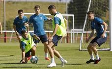 Entrenamiento Sporting (15/07/2019)