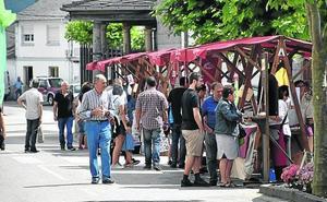 El Domingo de Mercado logra consolidarse en Boal
