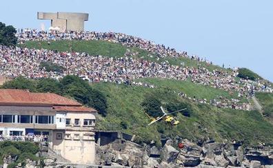 Piden eliminar el festival aéreo para reflejar que Gijón es pacifista