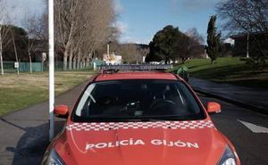 Detenida en Gijón una mujer ebria que había abandonado a su hijo enfermo en casa