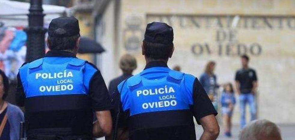 Detenido en Oviedo un joven de 19 años por dar un «bofetón» a su madre
