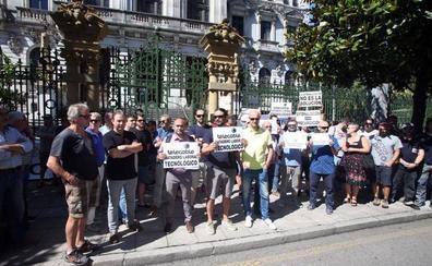 Trabajadores de Zener piden compromiso al nuevo Gobierno de Asturias para solucionar su situación laboral