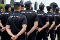 Sesenta y cinco agentes de la Policía Nacional inician prácticas en Asturias