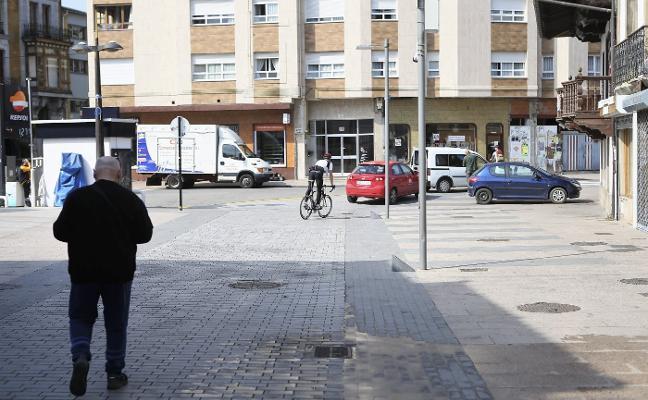 Las calles polesas de acceso limitado registran 64 sanciones de media al día