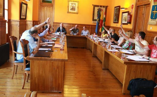 El alcalde de Aller tendrá dedicación exclusiva y cobrará 40.900 euros al año